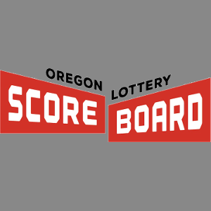 Oregon Lottery Score Board