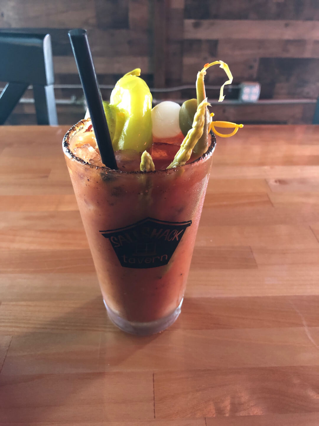 Shack Bloody Mary